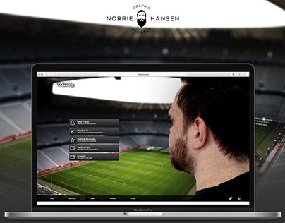 Mark Hendry: Football Journalist Website