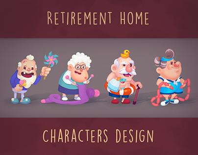 Retirement Home Clicker