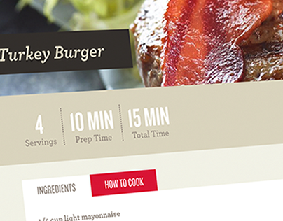 Shady Brook Farms Website Redesign
