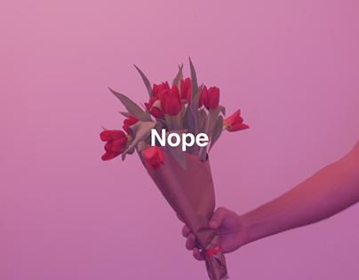 Valentine's Day - Nope