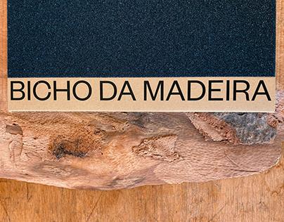 Bicho da Madeira — Book