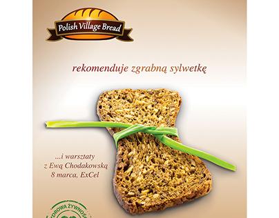 "Brand: Polish Village Bread Project: ""Bakery"""