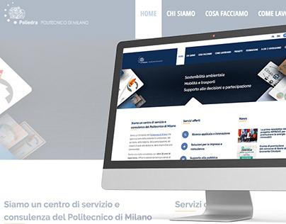 New Website Poliedra