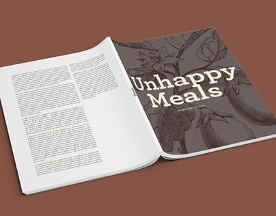 Unhappy Meals