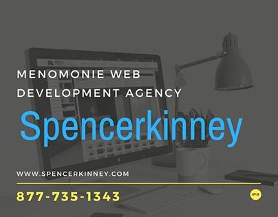 Spencer Kinney | Menomonie Web Development Agency