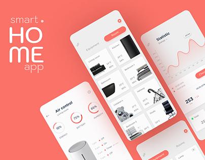 smart.HOME Mobile app
