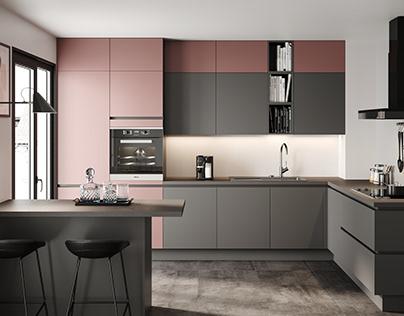 Product visualization of Hardeck kitchens