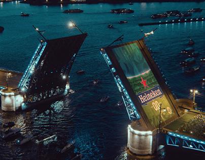 Heineken Zer0.0 commercial