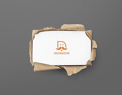 Decomeister | Logo Design
