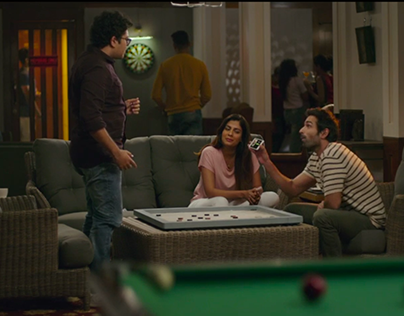 Amazon Prime Video-Carrom