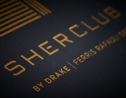 Sher Club Invitation and Welcome Package