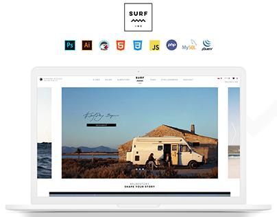 Surf Inc. - e-Commerce Case Study