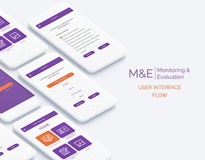 App UI | M&E