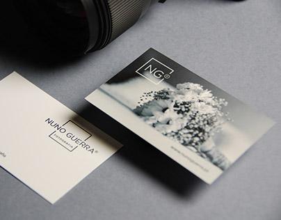 Nuno Guerra Fotografia | Visual Identity Design