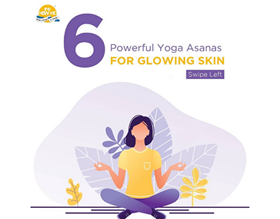 Powerful Yoga Asanas For Glowing Skin - Gagan Dhawan