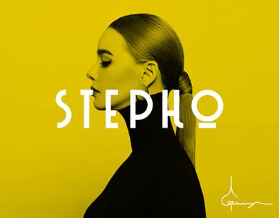 """STEPHO """"Stefan Andric"""" (Photographer Logo & Branding)"""