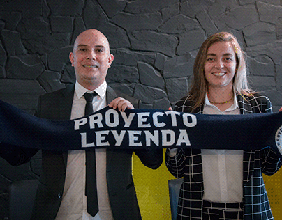 Proyecto Leyenda - Agencia Deportiva