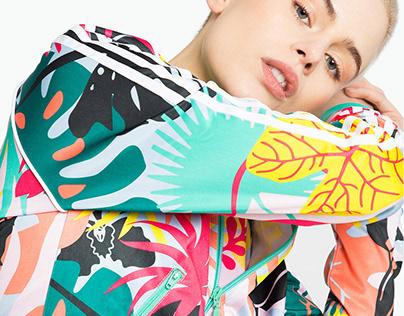 Adidas Originals /// Tropicalage