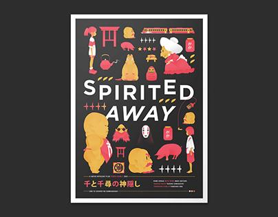 Spirited Away [Poster]