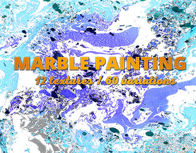 60+ Colorful Marble Paintings Textures