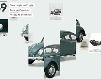 21st Century Beetle - Rock 'n' Scroll