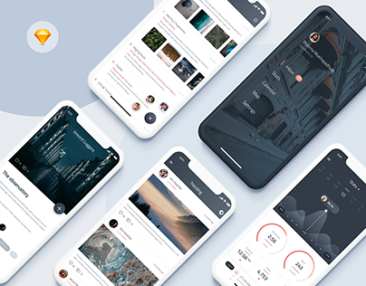 Travel UI - App System Design