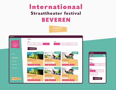 Internationaal Straattheater Festival