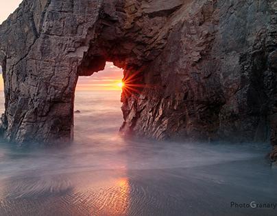 French landscape - Bretagne