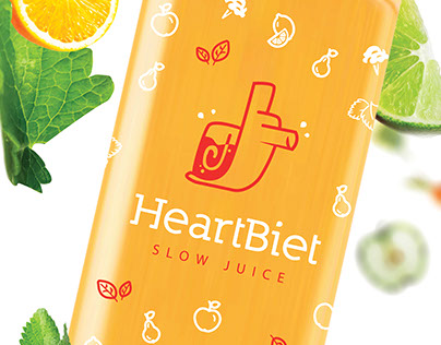Slow Juice Packaging Design