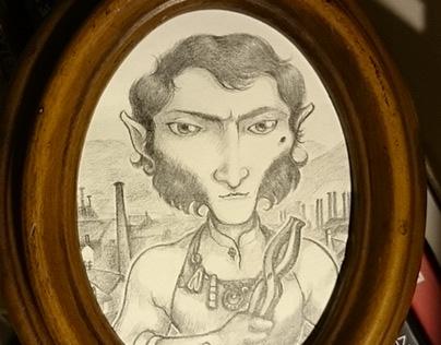 Erwin, Blacksmith Dwarf