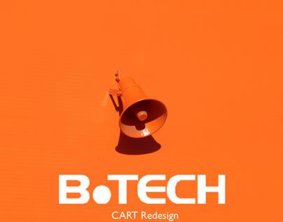 B.TECH CART REDESIGN