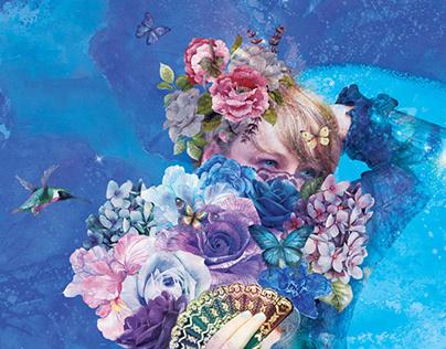 Blue Fantasy Album - Edel Meade