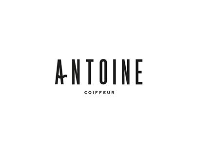 Antoine Coiffeur - Rebranding