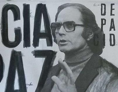 Retrato | Adolfo Pérez Esquivel