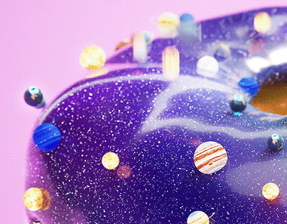 The Universe is a Donut