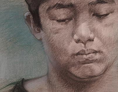 Jiahang. Modern drawing