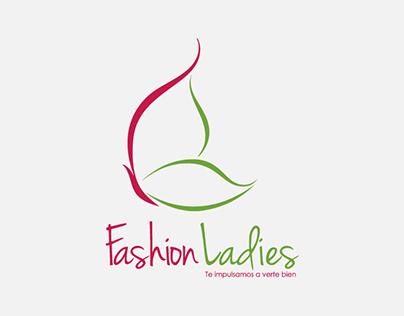Fashion Ladies Indentidad Corporativa