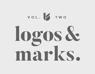 Logos & Marks. vol. 2