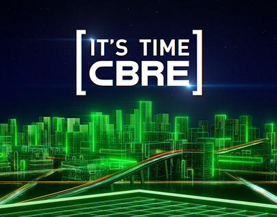 It's Time CBRE