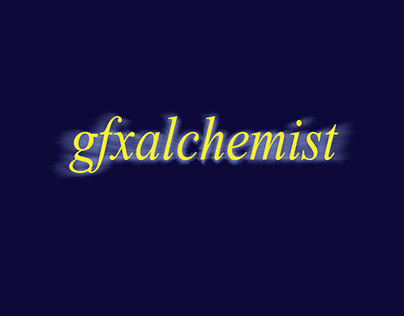 gfxalchemist vfx demo reel