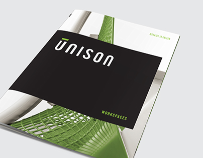 UNISON Workspaces Brand Booklet