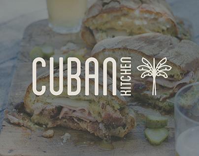 Cuban Kitchen · Website and Brand Refresh
