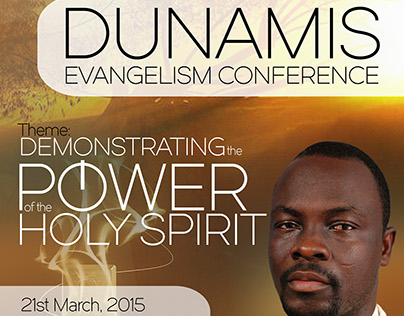 SCC Dunamis Conference