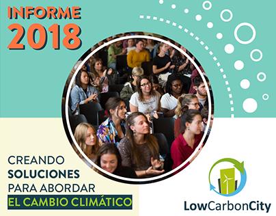 Informe Final LowCarbonCity 2018