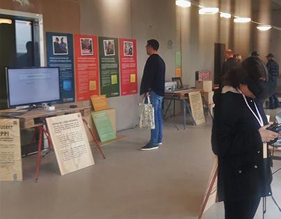 Östergötland Innovation Experience- exhibition