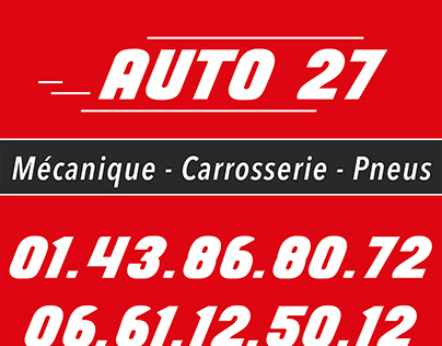 Bâche Auto27