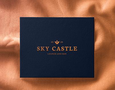 Sky Castle Logo Design