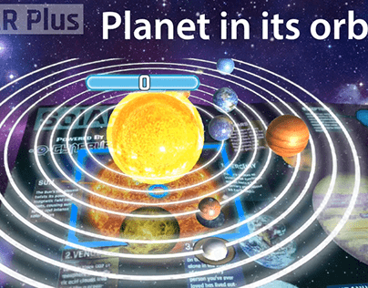 SolAR Plus - Solar System AR for Learning