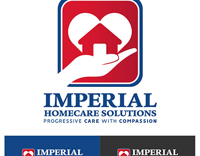IMPERIAL HOMECARE SOLUTIONS LOGO AND BROCHURE