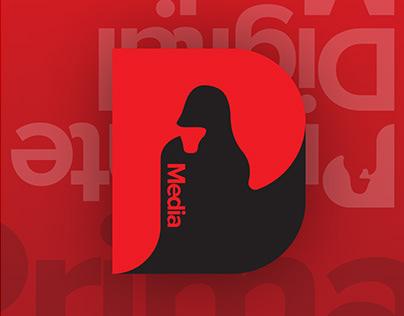 LOGO: Primate Digital Media